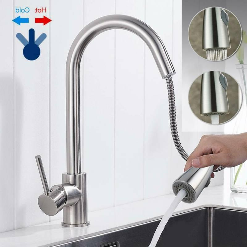 pull out spray robinet cuisine mitigeur evier